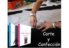 Cursos de Corte y Confección. Excelente Nivel. Textos de Estudio. Libros Especializados de la Diseñadora Patricia Romero Baeza.